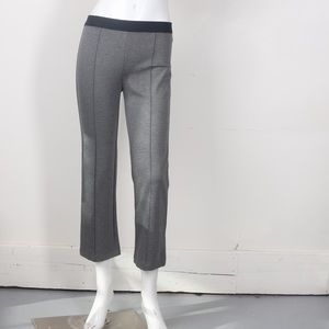 BCBG grey small cropped ankle pants small